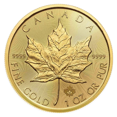 Maple Leaf gold coin - Kanada